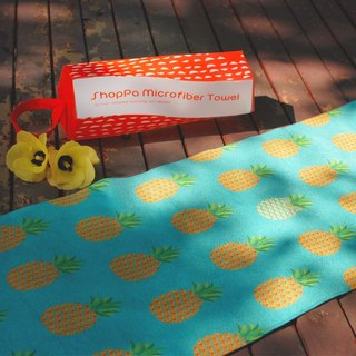Shoppa ten hair motion absorbent towel - dried pineapple