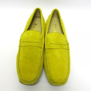Fort Tony Wang handmade leather shoes (female) [matte / rubber-soled / Alexander Mummy yolk] ★ ★ Recommended section