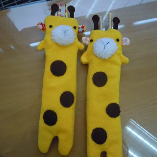 Cute animal chopsticks sets (can be placed chopsticks. Tbsp. Fork) attached chopsticks