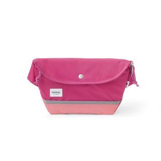 Hellolulu Kobo Multi-Function Bike Pocket - Wild Berry