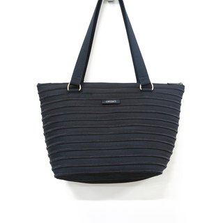 [Black] minimalist Tote small