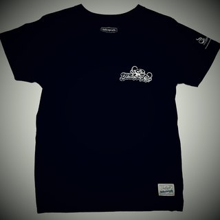 Hong Kong ** ** Respiratory coffee black T-SHIRT