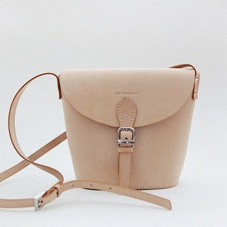 Cone saddle vegetable tanned cowhide leather hand bag bag