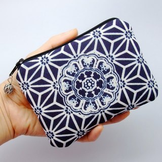Zipper pouch / coin purse (padded) (ZS-32)