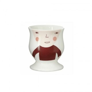 Burt bone china egg cup | Donna Wilson