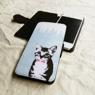 OneLittleForest - Original Mobile Case - iPhone 6- cat meow