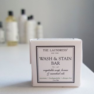 The Laundress 去漬專用皂 - WASH & STAIN BAR - 2 oz. Bar