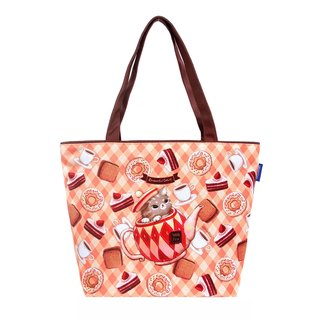 COPLAY  tote bag-afternoon tea party