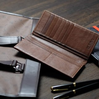 革職人 LEATHER FACTORY【Governor II Long Wallet】Made in Japan