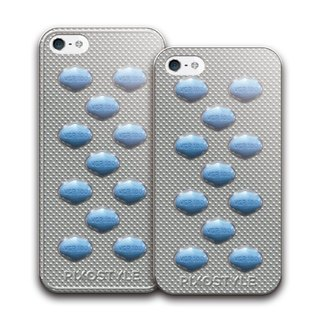 PIXOSTYLE iPhone 5 / 5S Style Case protective shell tide 189