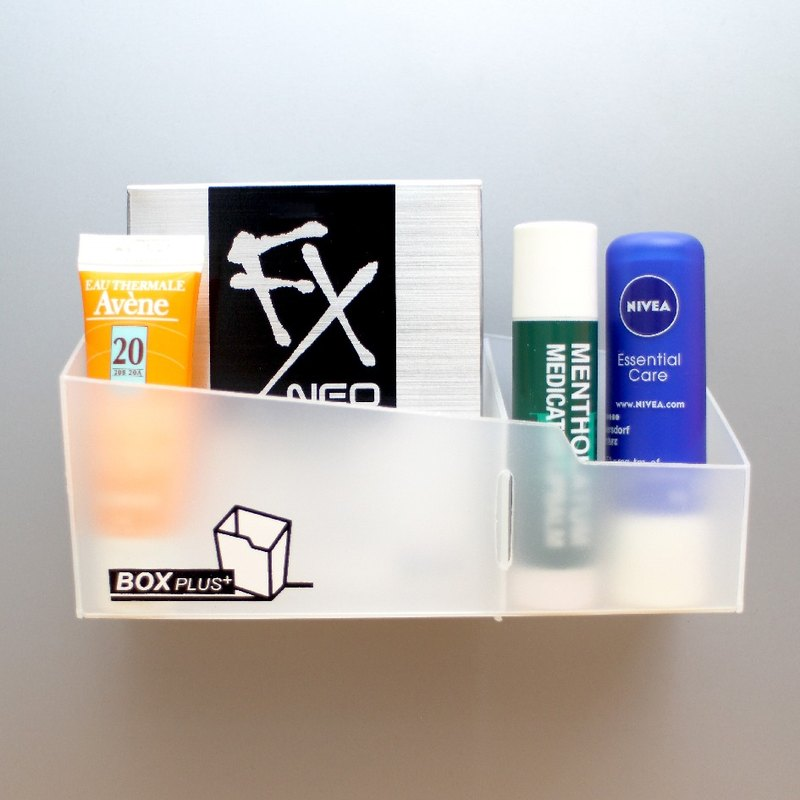 【OSHI】BOX PLUS Double Storage-Office Lady Beauty Station