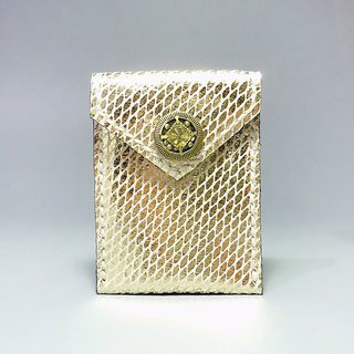 [Mania] ANITA hand-made limited edition handmade leather ‧ texture sparkling gem Wallets / purse - Specials