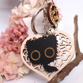MuMu Sweety ✿ Hairball cat / key ring
