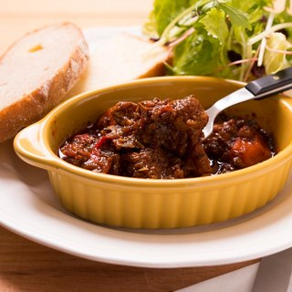 Red wine + beer braised beef ~ Christmas preferred, relaxed and serve delicious and healthy!