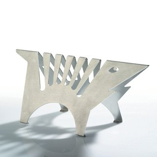Zoo animal shape CD rack _02