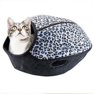Lifeapp Pet Cats Jungle Edition (Leopard White)