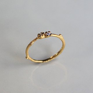 branche small flower ring