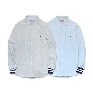 Filter017 Oxford Rib Shirt 牛津羅紋襯衫