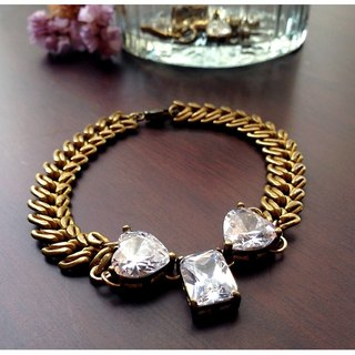 ∴Minertés = love bracelet zircon wheat ∴