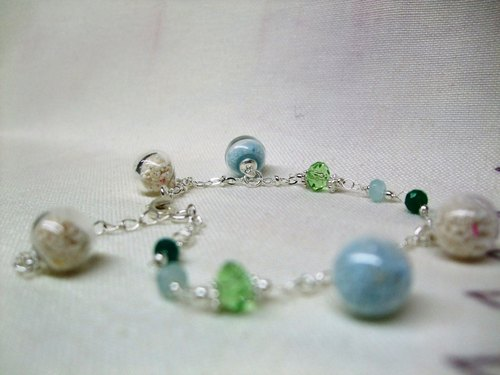 Years Shallots - Natural Pearl Bracelet