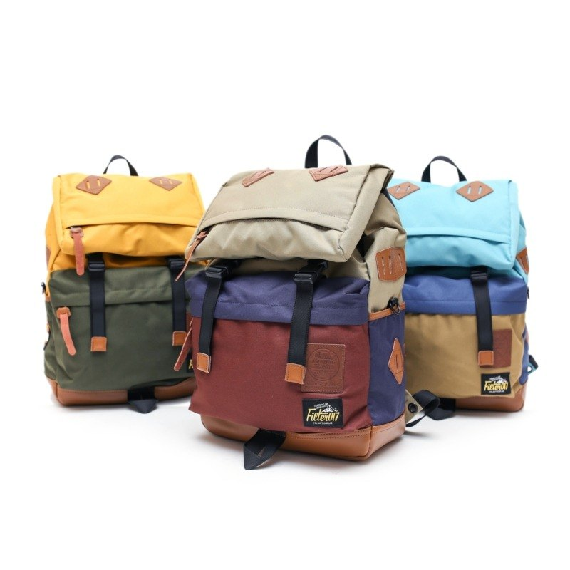 Filter017 Fortitude Outdoor Backpack  戶外防潑水後背包