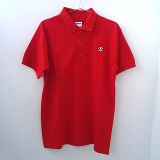|R• | 100% US Cotton. Seamless Tube T | US POLO Shirt | Dharma X Red S (Out of Print)