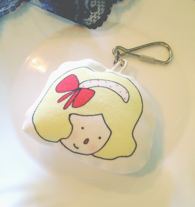 Universal Accessories - Emily girl Straps / Key Chains
