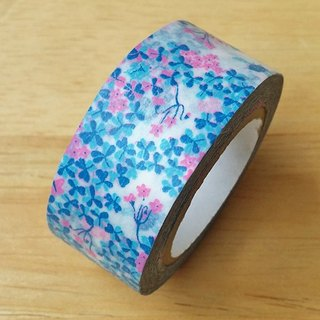 Kurashiki craftsman X Mihani workshop and paper tape [Sorrel - Blue (13101-06)]