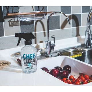 Chef Clean Veggie & Fruit Wash liquid | 4 pack