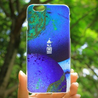 Second Earth- iphone 6/6s  Hard case