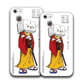 PIXOSTYLE iPhone 5 protective shell tide - DEVILROBOTS 232
