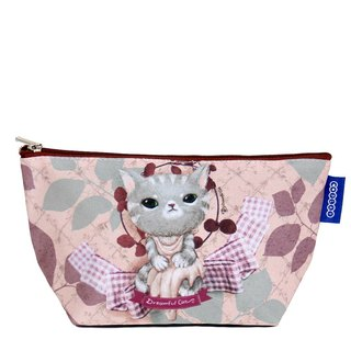 COPLAY  cosmetic bag-mumu cat