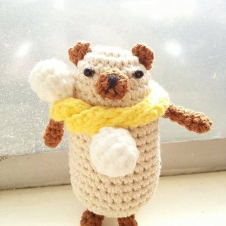 [Knitting] cool polar bear Polar Bear
