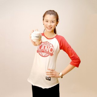 KANO Seventh T-female (Coral Red)