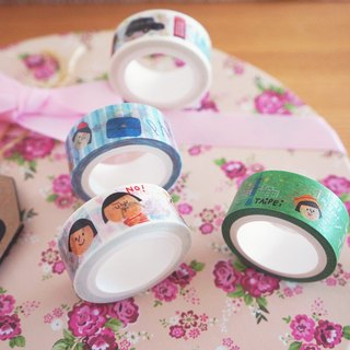 FiFi Japan and paper tape four sets
