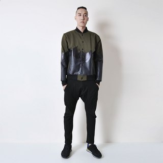 AFTER - Serrated Print Jacket