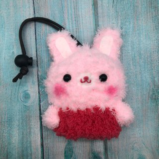 Marshmallow Animal Key Bag - Small Key Bag (蓓比兔)
