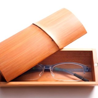 品味竹盒 Bamboo Glasses Case