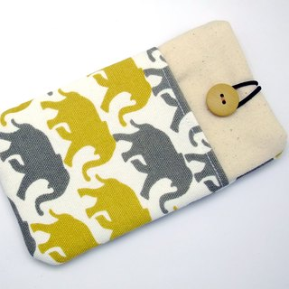 iPhone sleeve, iPhone pouch, Samsung Galaxy S8, Galaxy Note 8, cell phone, ipod classic touch sleeve (P-119)