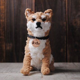 Pets avatar 13 ~ 15cm [feiwa Fei handmade baby doll pet Shiba Inu] Realism (Welcome to order your dog)