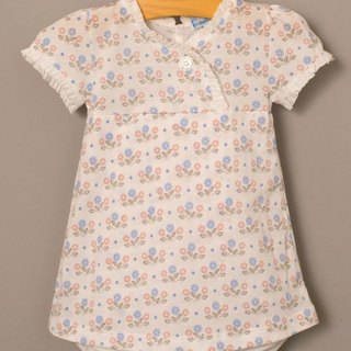 US organic cotton female baby clothes