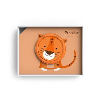 【Artificer】 Rhythm for Kids bracelet - tiger (orange)