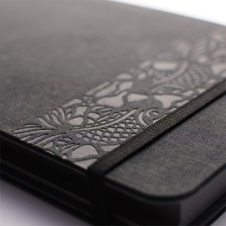 Pen Book - Black
