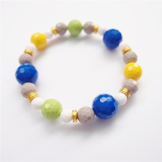 Girls line beaded bracelet B section