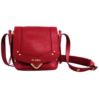 PAZEAL Hunting Shoulder small Fashion Leather Shoulder Bag