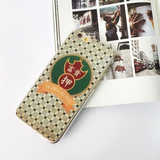 Hong Kong Style Pawn Shop Print Soft / Hard Case for iPhone X,  iPhone 8,  iPhone 8 Plus,  iPhone 7 case, iPhone 7 Plus case, iPhone 6/6S, iPhone 6/6S Plus, Samsung Galaxy Note 7 case, Note 5 case, S7 Edge case, S7 case