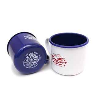 Filter017 OUTDOOR LAB Enamel Cup Tong porcelain (enamel) Cup