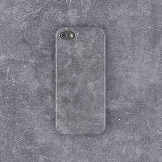 Clear water mold -Architectural Concrete / 2015 / phone case