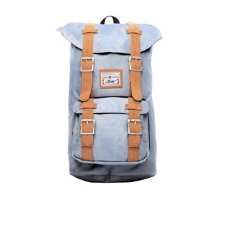 RITE | Travellers' package - washing light cowboy | after the original removable backpack