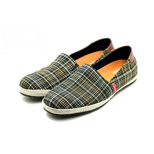 【Dogyball】 JB5 Lite Loafers Slip-On With Natural Material